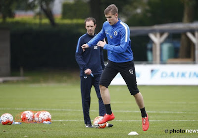 Bjorn Engels en Lior Refaelov vieren vanavond wederoptreden bij beloften Club Brugge