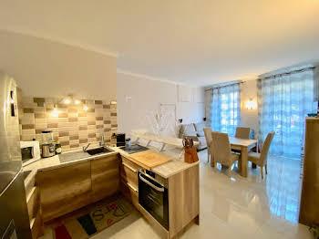 Appartement 3 pièces 59,66 m2