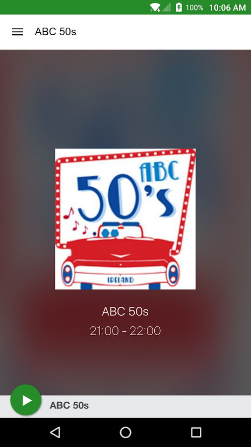ABC 50s- screenshot