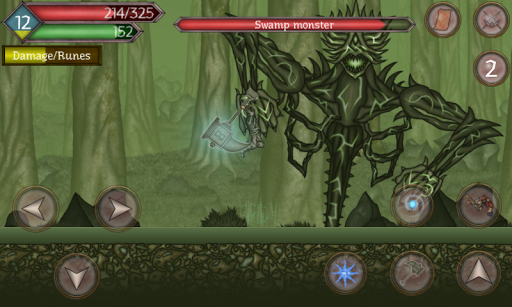 Runic Curse screenshot 19