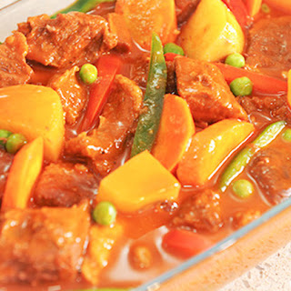 Beef Caldereta Recipe ( Kaldereta)