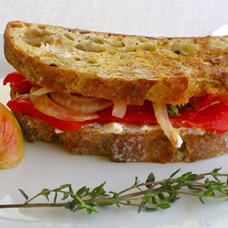 Vegetarian Panini Recipes.