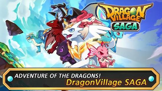 Dragon Village Saga- screenshot thumbnail