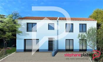 Maison 4 pièces 87,7 m2