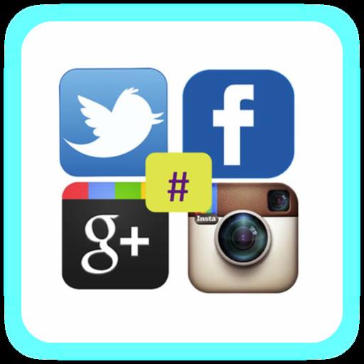 MASTER APP - All Social Network Apps in ONE APP