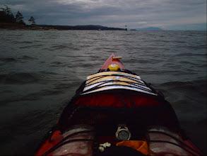 Photo: Approaching Nanaimo thru Northumberland Channel.