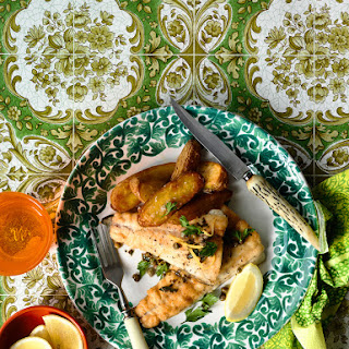 Pan Fried Fish White Wine Sauce Recipes