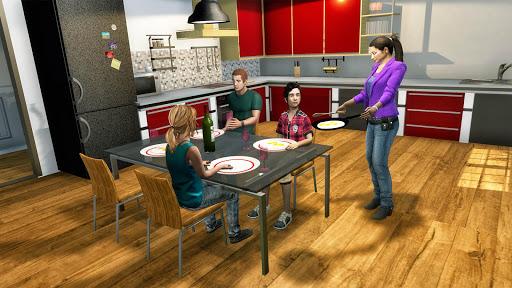 Virtual Police Dad Simulator : Happy Family Games 1.0.15 screenshots 2