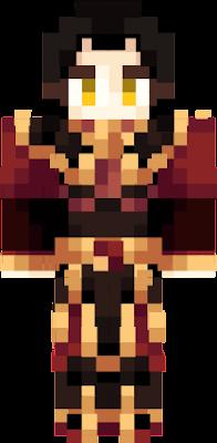 Señora del fuego