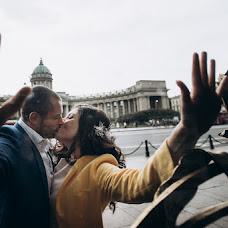 Wedding photographer Maksim Muravlev (murfam). Photo of 17.10.2018