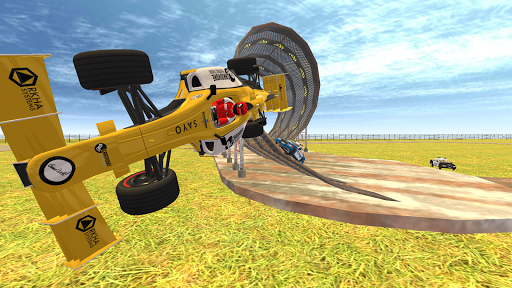 Formula Car Racing u2013 Police Chase Game 1.19 screenshots 2