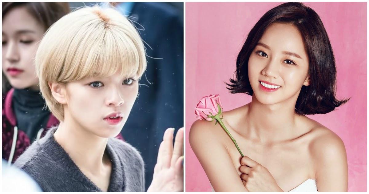 10 Female Idols Who Are The Representatives Of Short Hair Koreaboo