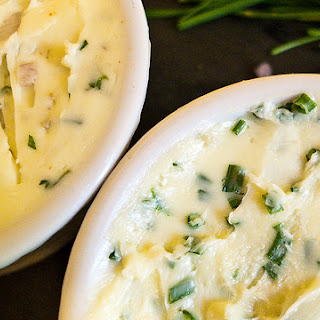 Chive Butter.