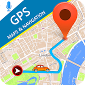 GPS Route Map Direction - Live Driving Location