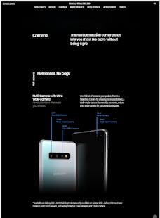 تحميل Latest Samsung Galaxy S10 APK 2 1 APK لالروبوت - News