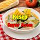 Resep Sayur Asem Praktis for PC-Windows 7,8,10 and Mac