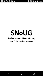 SNoUG 2017- screenshot thumbnail