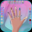 Princess Nail Art Game &Nail Art Design & Nail Art icon