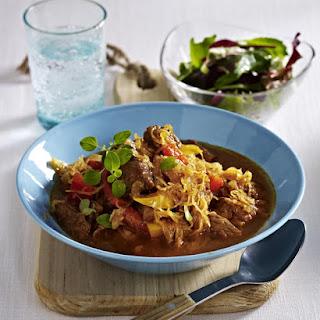 Sauerkraut and Beef Stew