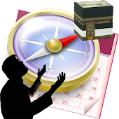 Prayer Qibla Direction Compass