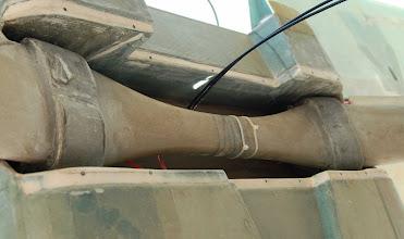 Photo: N753CZ Cozy MK-IV Landing Gear Center Section