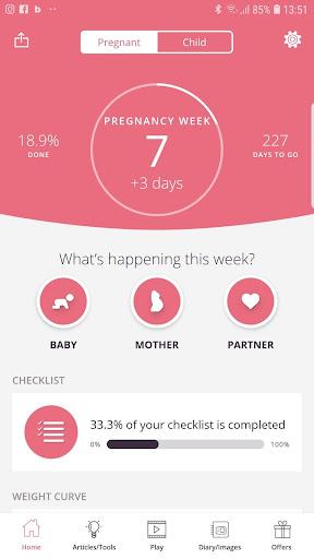 Preglife - Pregnancy & Baby 7.0.11 app download 1