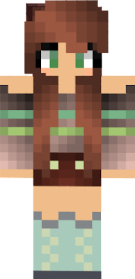 made by Horsegirlrider from original skin Fancy outfit