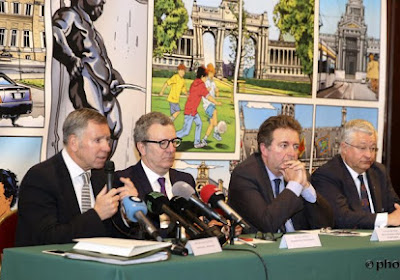 """""""We zijn meer dan ooit kandidaat voor de openingswedstrijd van Euro 2020"""""""
