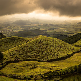 dreams by Carlos Kiroga - Landscapes Travel ( clouds, mountains, sky, tree, nature, color, green, travel, landscape, light )