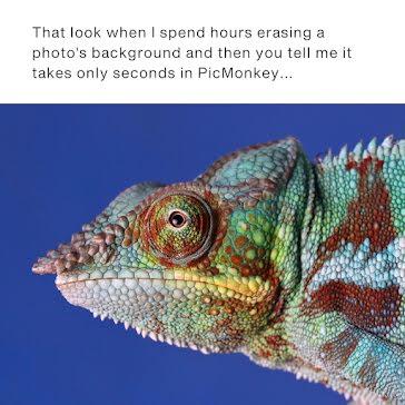 Picmonkey Look - Instagram Post template