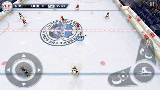Ice Hockey 3D screenshot 5