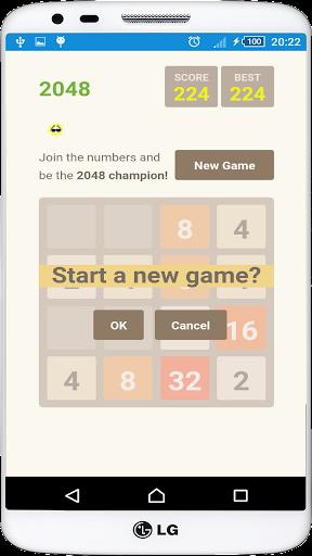 玩免費解謎APP|下載2048年数学益智游戏 app不用錢|硬是要APP