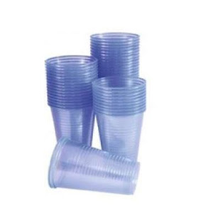Blue Water Cups