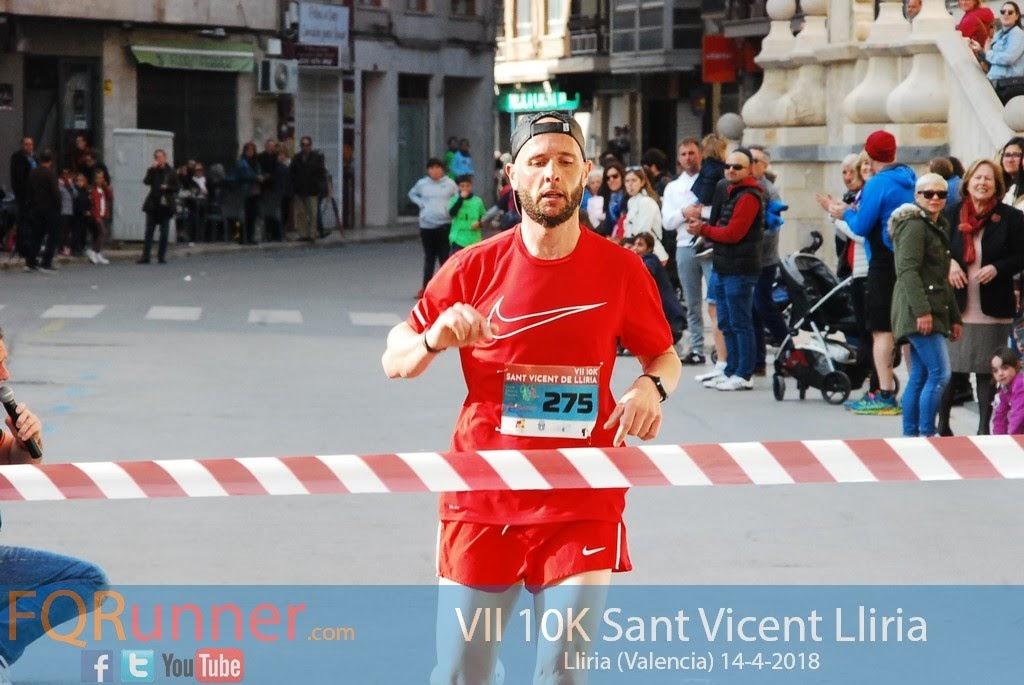 DAVID APARICIO FUENTES del equipo Gaes Running Team