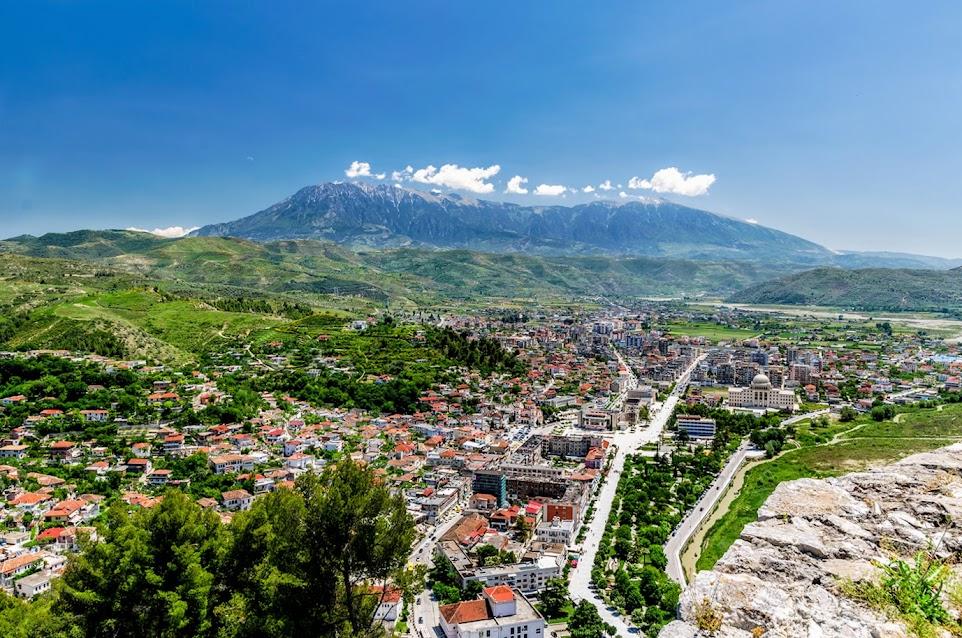 Góra Tomorri i Berat