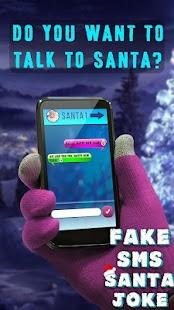 Fake-SMS-Santa-Joke