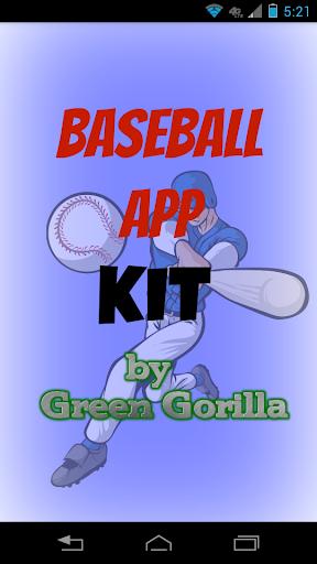 Baltimore Baseball Kit