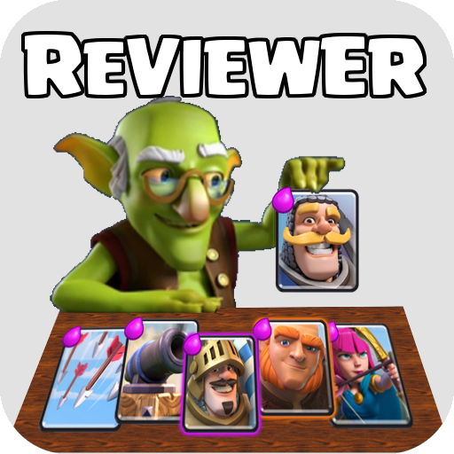 Deck Reviewer for Clash Royale