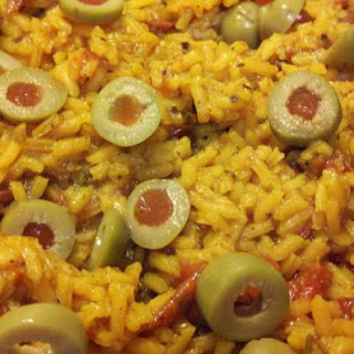Abuelita's Spanish Rice