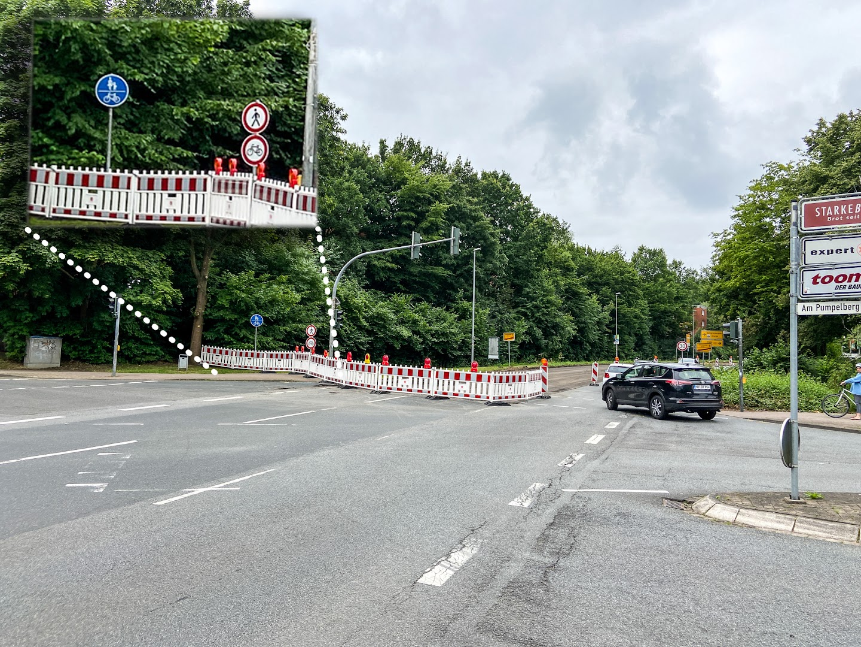 Baustelle Buschhausen