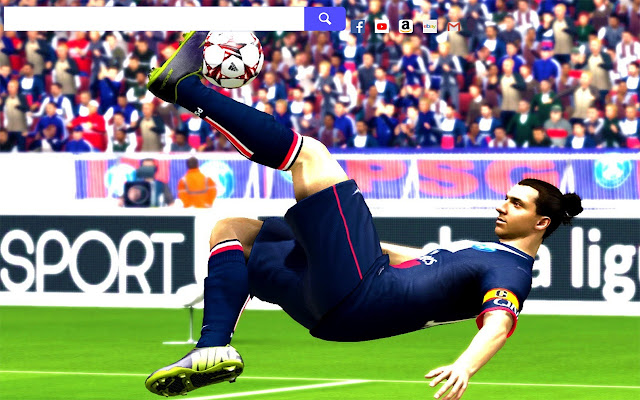 FIFA 14 Game HD Wallpapers New Tab