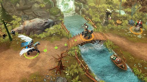 Lords of Discord: Turn Based Strategy RPG screenshots 1