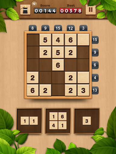 TENX - Wooden Number Puzzle Game 1.1.3 screenshots 10