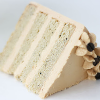 White Cake With Mocha Frosting Recipes