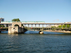 Photo: #008-Le Pont de Bir-Hakeim