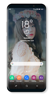 S8 Rounded Corners Screenshot