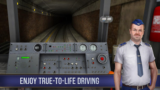 Subway Simulator 3D screenshot 2