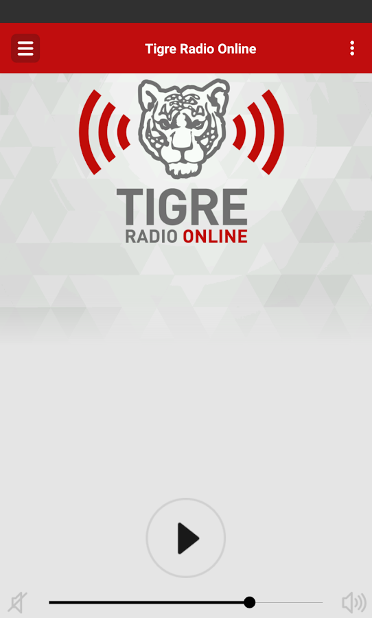 Tigre Radio Online- screenshot