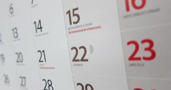 Estas son todas las fiestas laborales en Andalucía en 2021