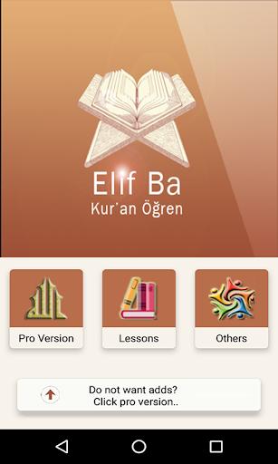 Learn Quran voiced Elif Ba screenshot 1